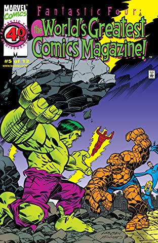 Fantastic Four: The World's Greatest Comics Magazine (2001-2002) #5