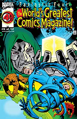 Fantastic Four: The World's Greatest Comics Magazine (2001-2002) #6
