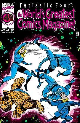 Fantastic Four: The World's Greatest Comics Magazine (2001-2002) #7