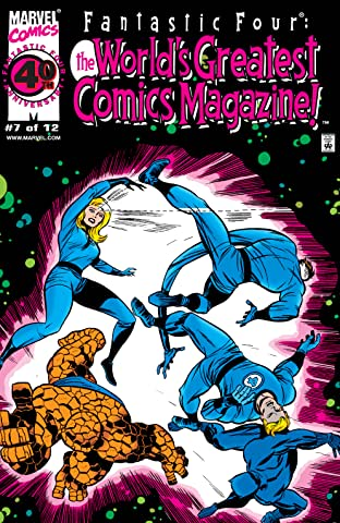 Fantastic Four: The World's Greatest Comics Magazine (2001-2002) #7