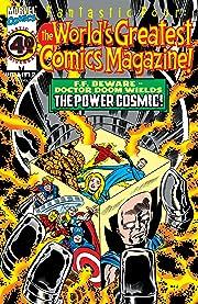 Fantastic Four: The World's Greatest Comics Magazine (2001-2002) #8