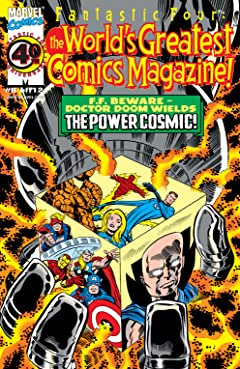 Fantastic Four: The World's Greatest Comics Magazine (2001-2002) No.8