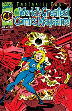 Fantastic Four: The World's Greatest Comics Magazine (2001-2002) No.9