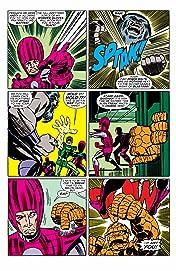 Fantastic Four: The World's Greatest Comics Magazine (2001-2002) #10