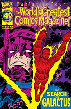 Fantastic Four: The World's Greatest Comics Magazine (2001-2002) No.11