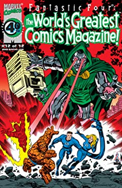 Fantastic Four: The World's Greatest Comics Magazine (2001-2002) No.12