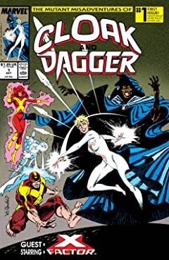 Mutant Misadventures of Cloak and Dagger (1988-1991) #1