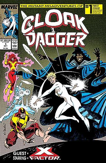 Mutant Misadventures of Cloak and Dagger (1988-1991) #1