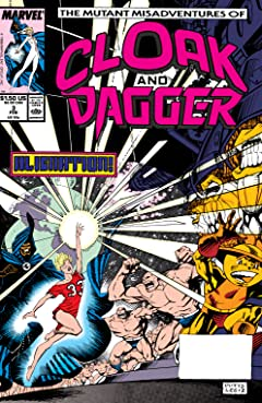 Mutant Misadventures of Cloak and Dagger (1988-1991) #3