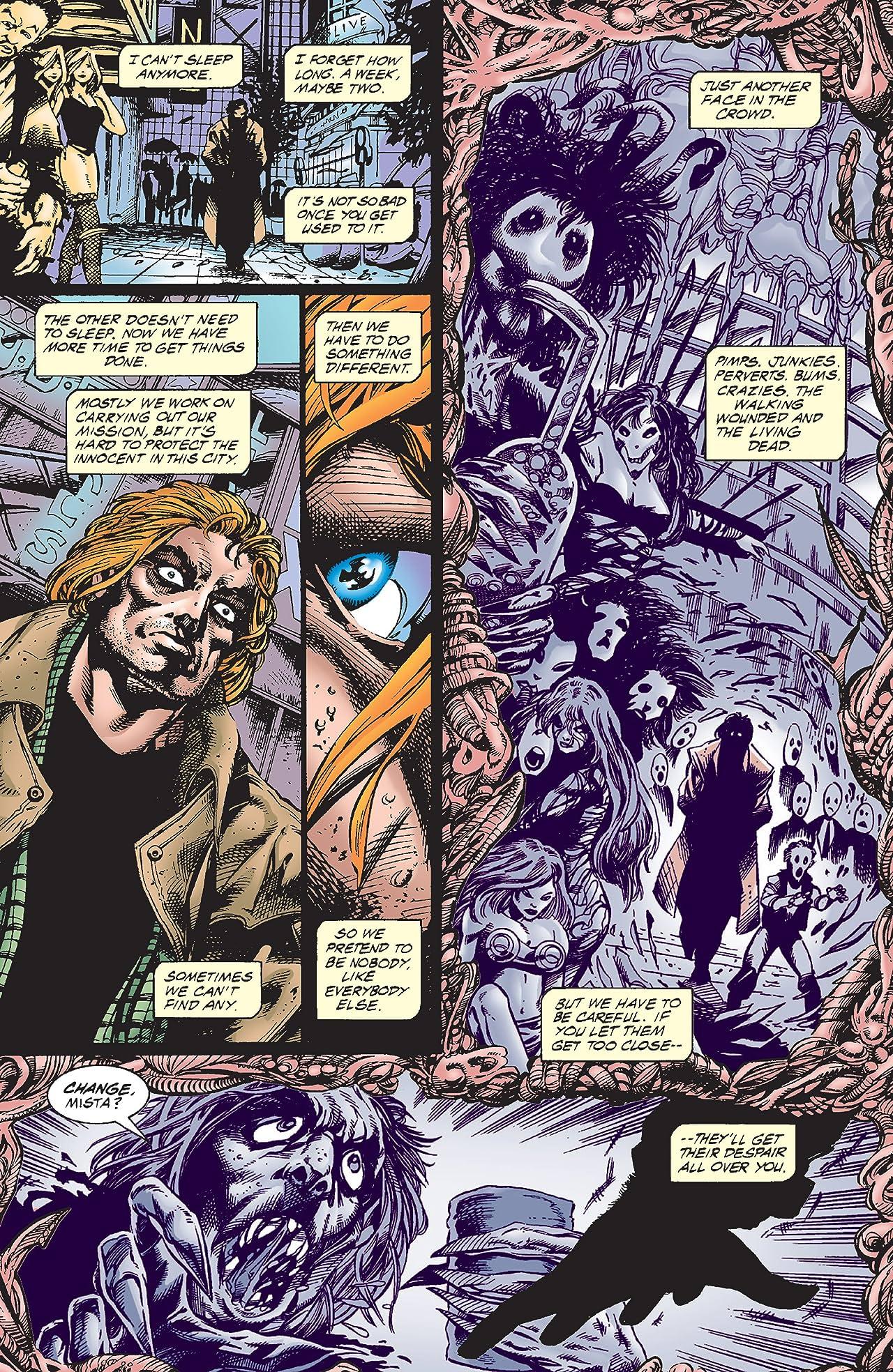 Venom: The Hunger (1996) #1
