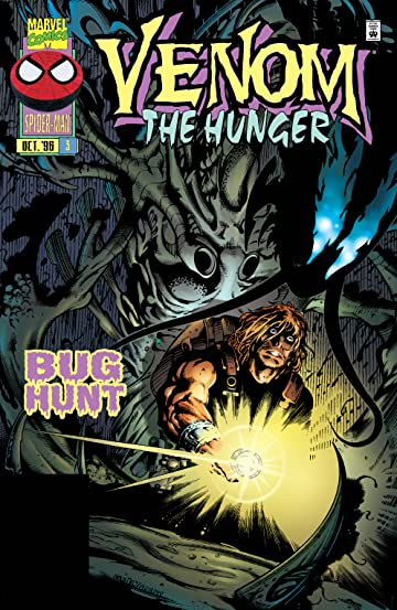 Venom: The Hunger (1996) #3