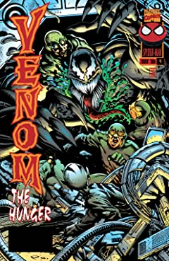 Venom: The Hunger (1996) #4