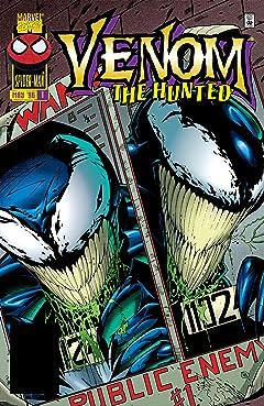 Venom: The Hunted (1996) #1