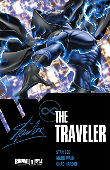 Stan Lee's The Traveler #1
