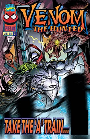 Venom: The Hunted (1996) #3