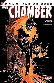 X-Men Icons: Chamber (2002) #1