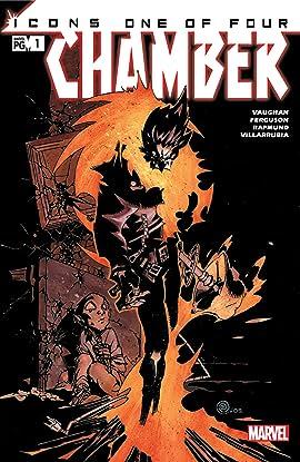 X-Men Icons: Chamber (2002) No.1