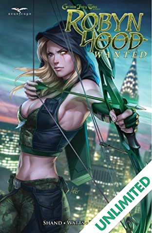 Robyn Hood: Wanted
