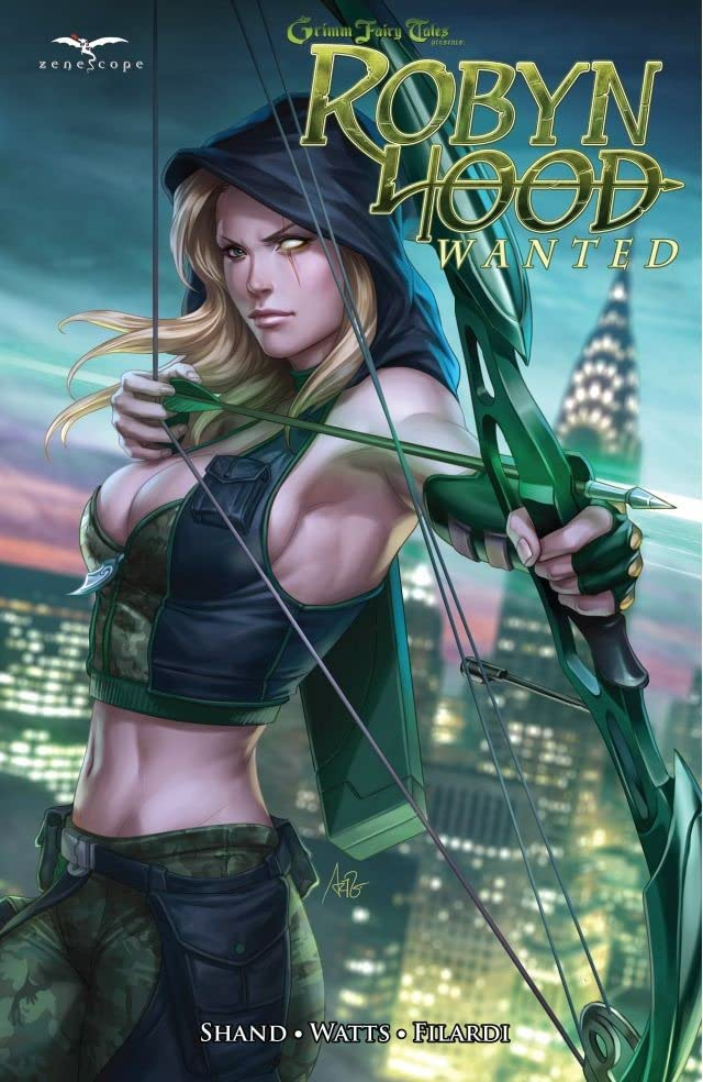 Robyn Hood: Wanted