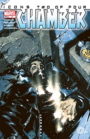 X-Men Icons: Chamber (2002) #2