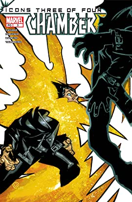 X-Men Icons: Chamber (2002) No.3