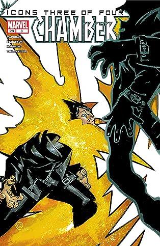 X-Men Icons: Chamber (2002) #3