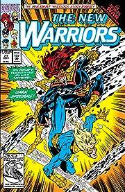 New Warriors (1990-1996) #27