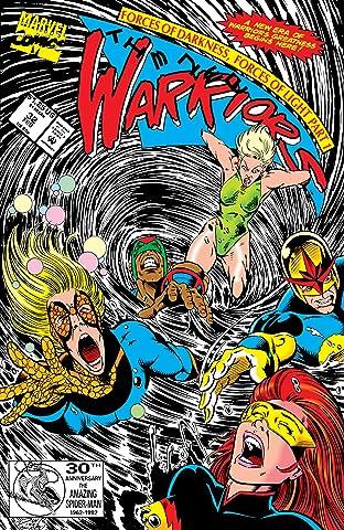 New Warriors (1990-1996) #32