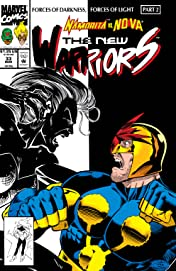 New Warriors (1990-1996) #33