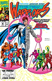 New Warriors (1990-1996) #36