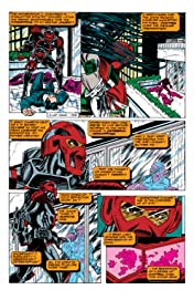 Night Thrasher: Four Control (1992-1993) #2