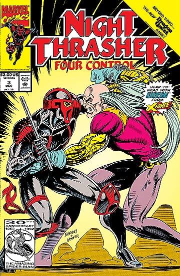 Night Thrasher: Four Control (1992-1993) #3