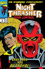 Night Thrasher: Four Control (1992-1993) #4