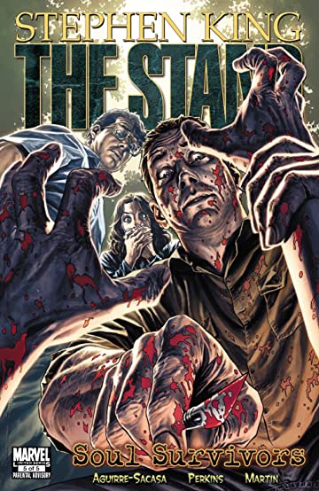 The Stand: Soul Survivors (2009-2010) #5