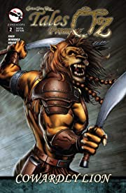 Grimm Fairy Tales: Tales from Oz #2: The Cowardly Lion