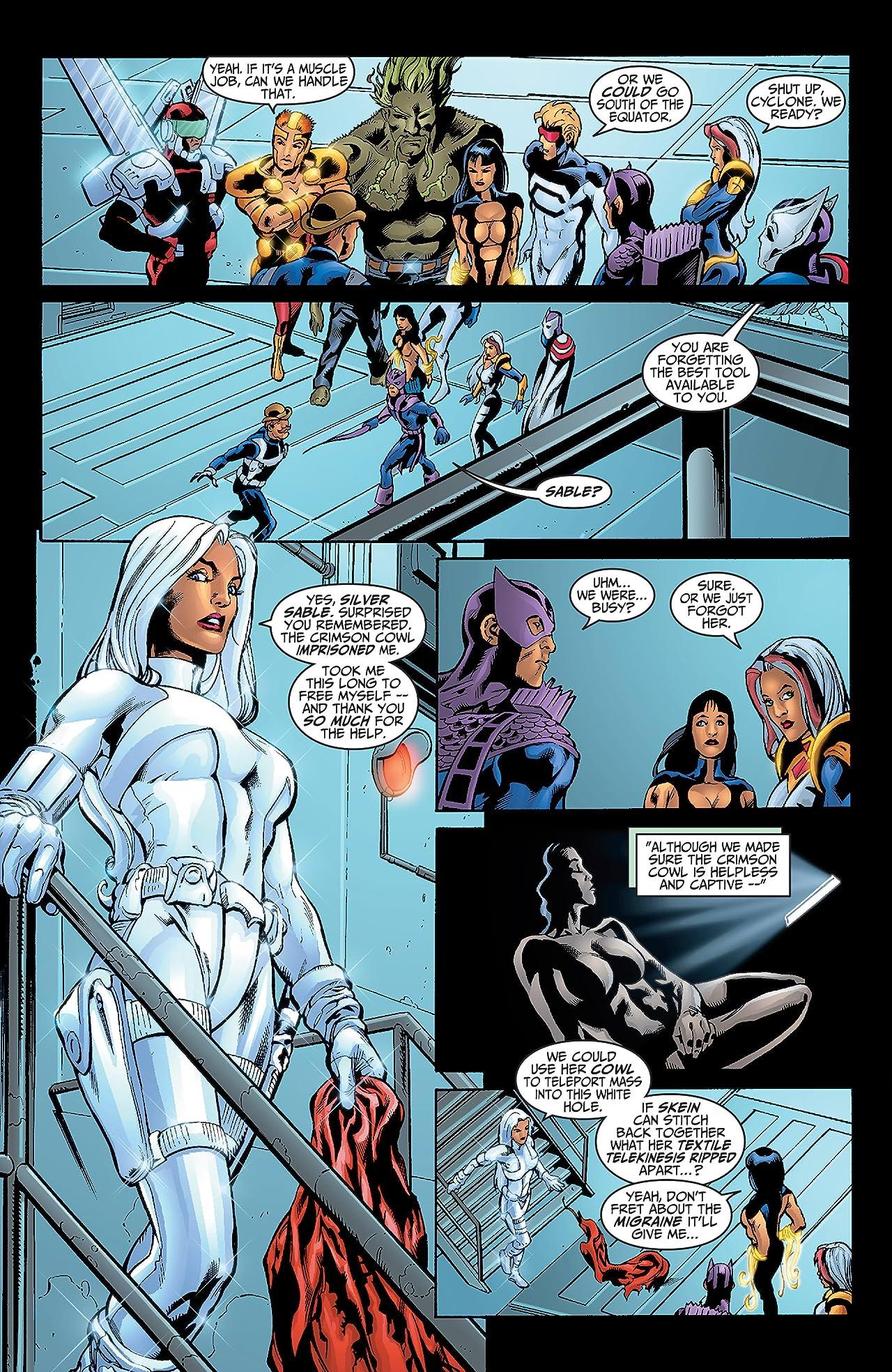 Thunderbolts (1997-2003) #73