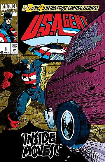 U.S.Agent (1993) #2