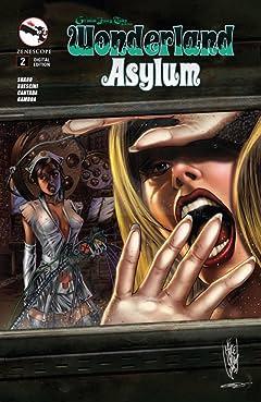 Wonderland: Asylum #2 (of 5)