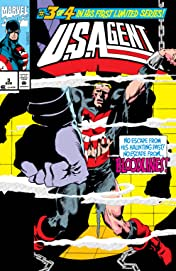 U.S.Agent (1993) #3
