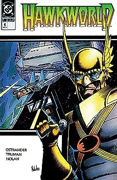 Hawkworld (1989-1993) #6