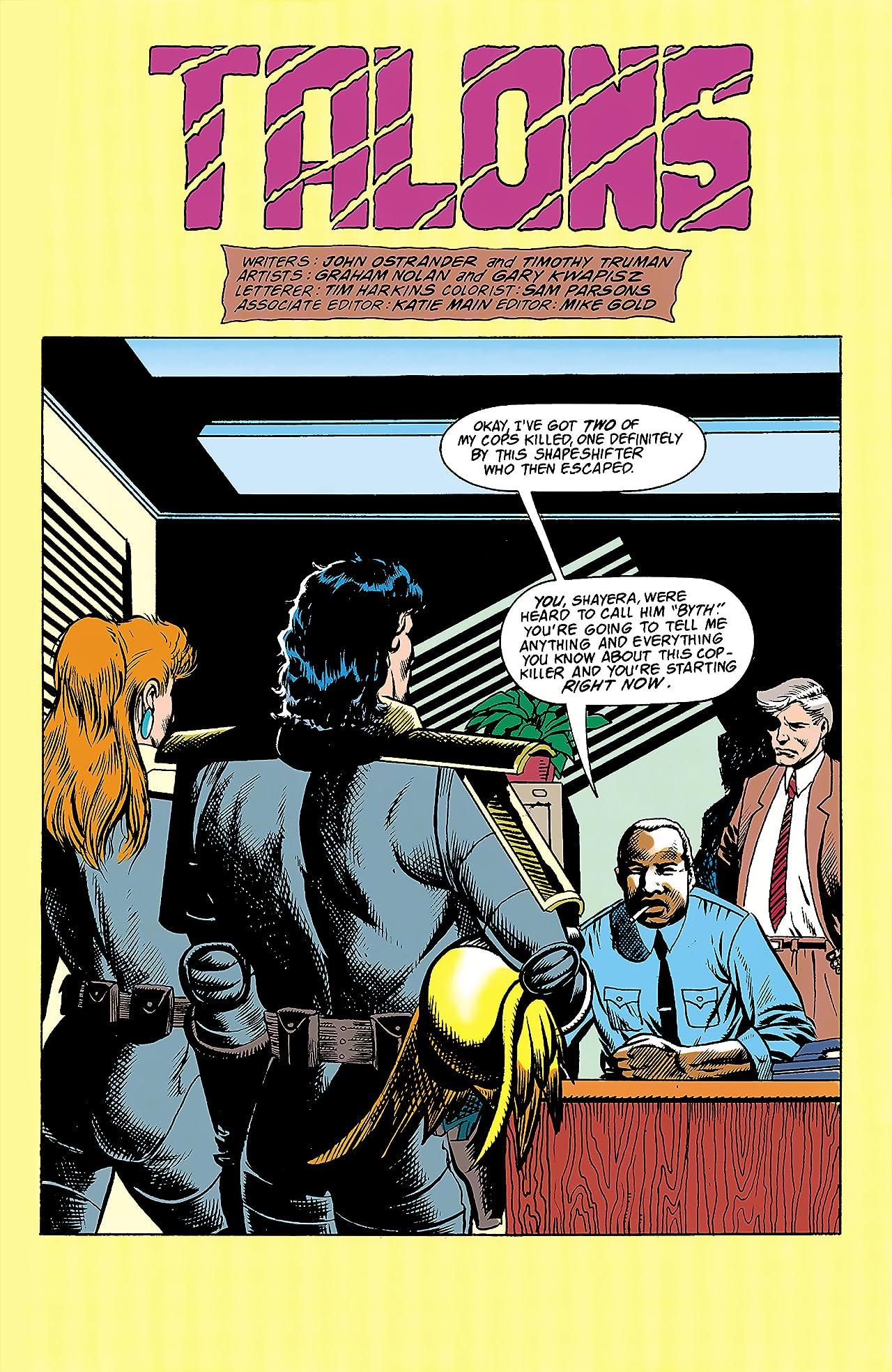 Hawkworld (1989-1993) #8