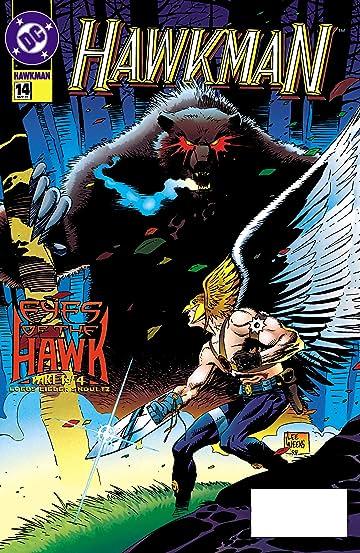 Hawkman (1993-1996) #14