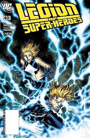Legion of Super-Heroes (2005-2009) #40