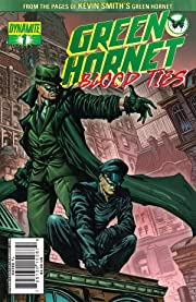Green Hornet: Blood Ties Preview #1