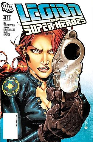 Legion of Super-Heroes (2005-2009) #41