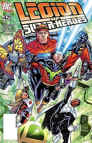 Legion of Super-Heroes (2005-2009) #42