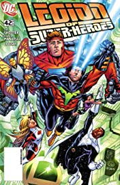 Legion of Super-Heroes (2005-2009) #42