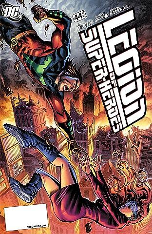 Legion of Super-Heroes (2005-2009) #44