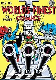 World's Finest Comics (1941-1986) #7