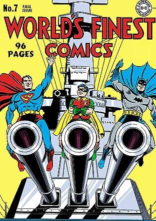 World's Finest Comics (1941-1986) No.7